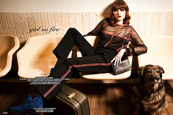 Fashion Shooting Barcelona