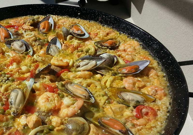 Paella Nights